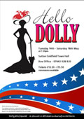 Hello Dolly Flyer 2013